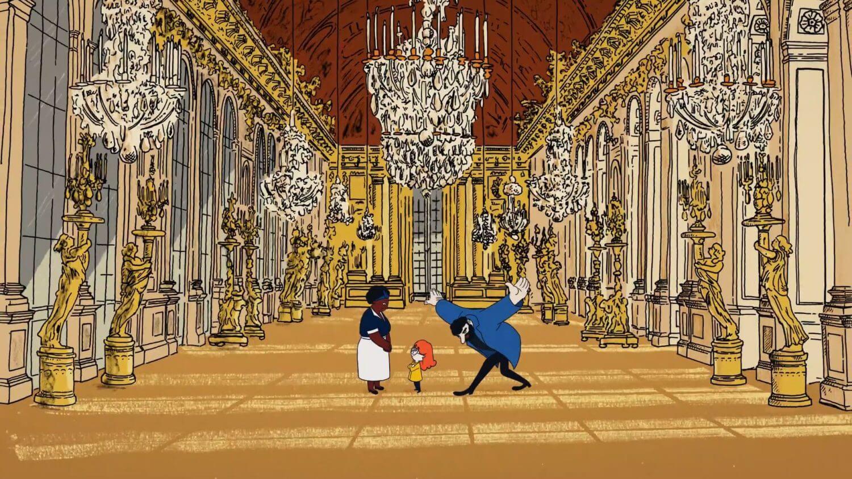 La meva vida a Versalles