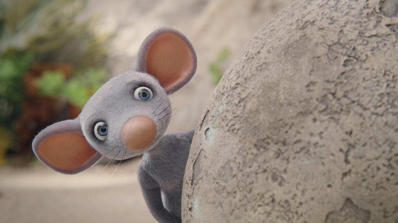 Ratolins i guineus, una amistat d'un altre món