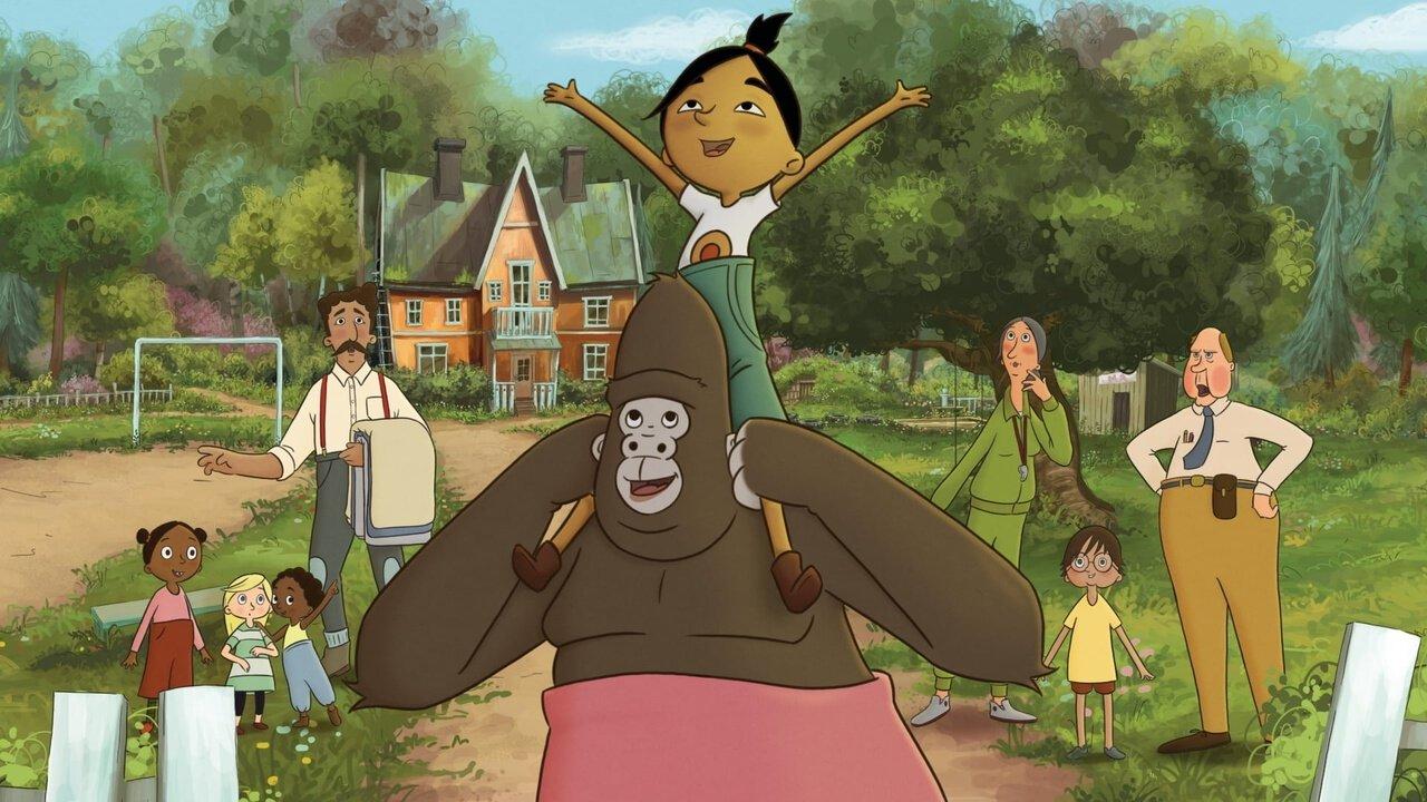 La meva mare és una goril·la