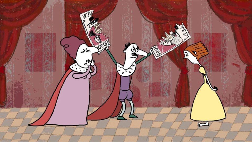 La princesa i el bandit